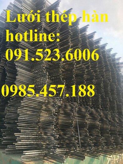 Lưới thép hàn, lưới thép hàn D8 a(150x150), a(200x200), lưới thép hàn đổ bê tông