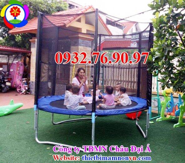 Sàn nhún trẻ em mẫu 20213