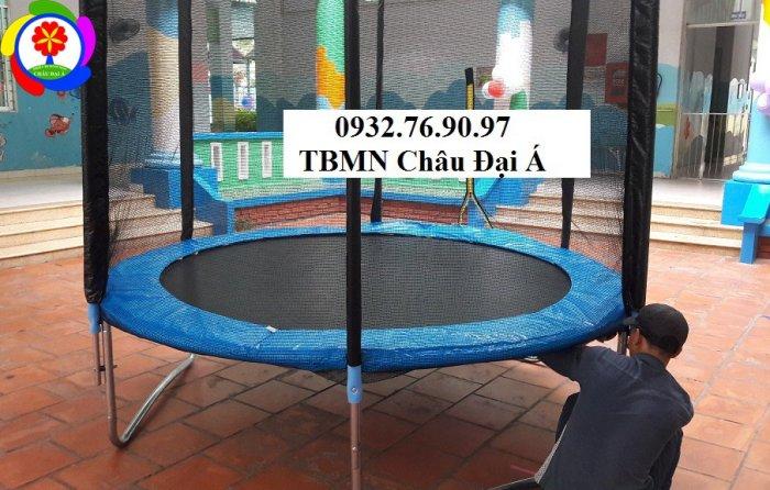 Sàn nhún trẻ em mẫu 20212