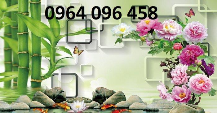 Tranh gạch kích 3d cao cấp - SG626