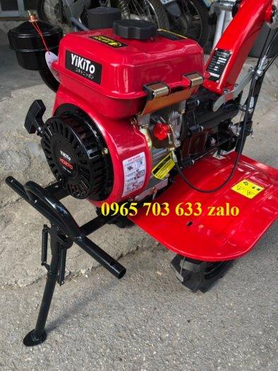 Máy xới đất chạy dầu Yikito HD270 Nhật Bản, máy dầu có thiết kế mới mẻ, độc đáo.3