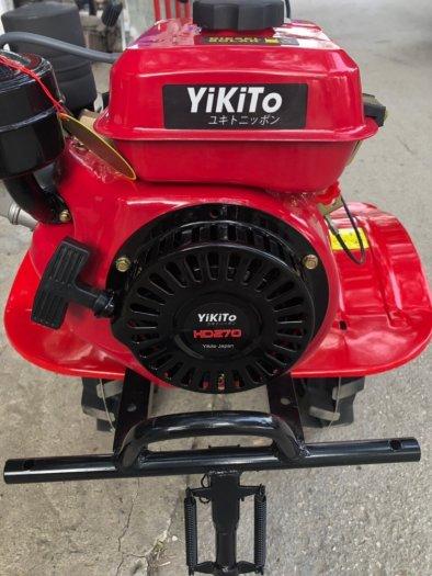 Máy xới đất chạy dầu Yikito HD270 Nhật Bản, máy dầu có thiết kế mới mẻ, độc đáo.0