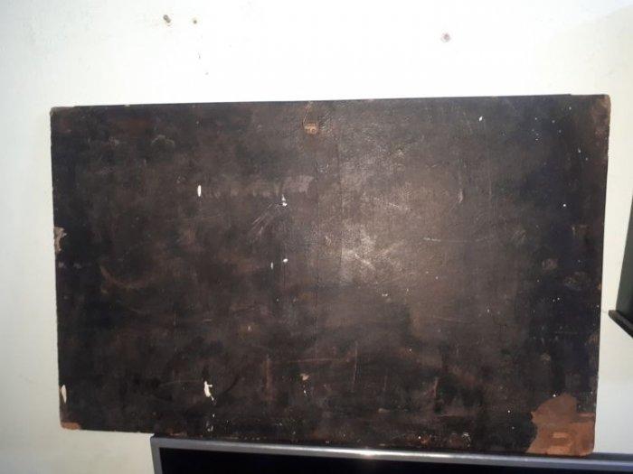 Tranh sơn mài xưa kích thước 50x80cm6