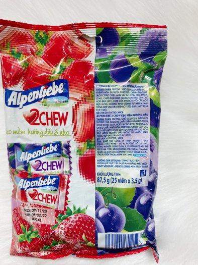 Kẹo Alpenliebe vị dâu nho1