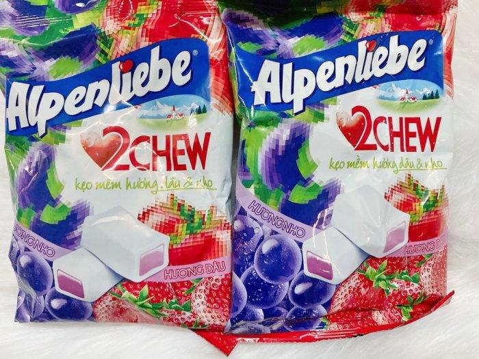 Kẹo Alpenliebe vị dâu nho2
