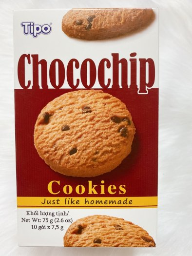 Bánh quy Tipo Chocochip Cookies0