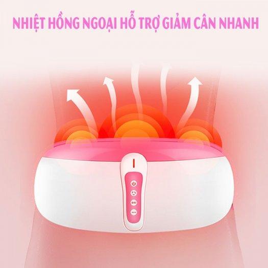 Đai massage Ayosun Hàn Quốc: máy giảm béo và giảm đau hai trong một2