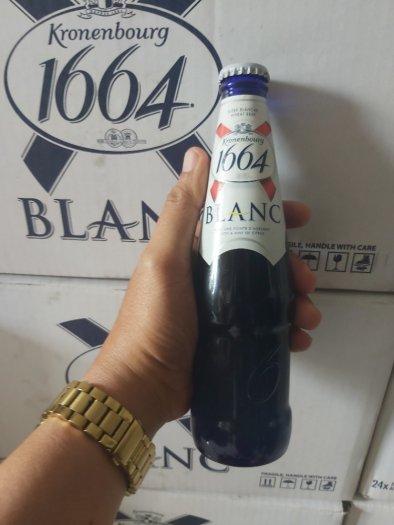 Bia Blanc 1664 Nhập Khẩu Pháp, 330ml, 24 chai1