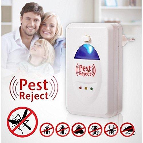 Thiết bị đuổi các loại côn trùng gây hại bằng sóng âm Pest Reject2