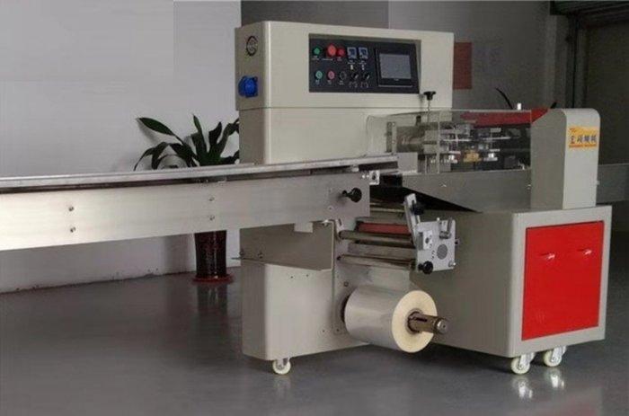 Máy đóng gói khẩu trang, máy đóng gói nằm ngang các loại sản phẩm2