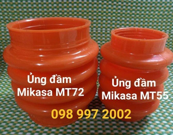Ủng máy đầm cóc Mikasa MT72 chính hãng giá tốt1