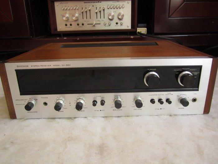 AMPLI RECEIVER PIONEER SX-9907