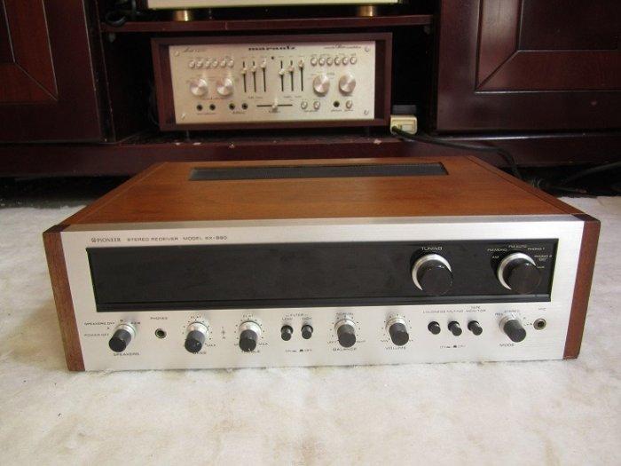 AMPLI RECEIVER PIONEER SX-9906
