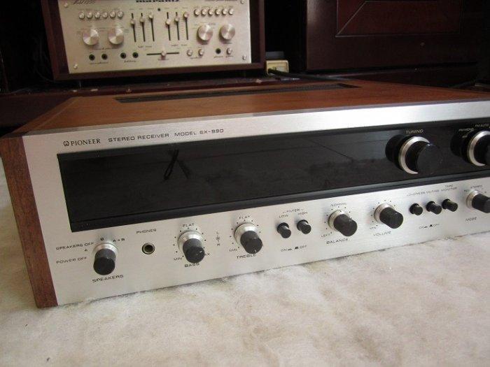AMPLI RECEIVER PIONEER SX-9905