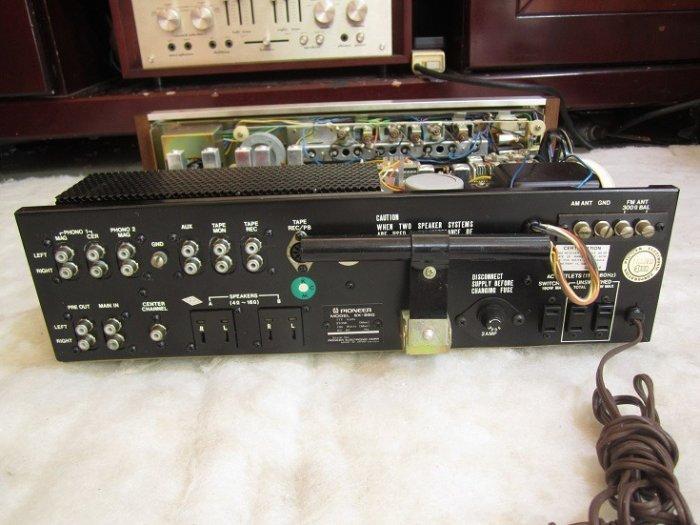 AMPLI RECEIVER PIONEER SX-9901