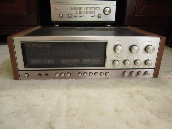 Ampli kenwood 93407