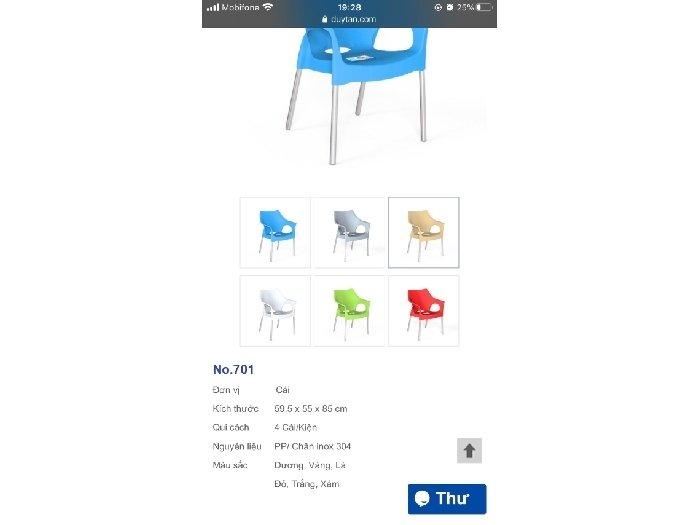 Bàn ghế cafe vi sa inox cao cấp 304 giá1