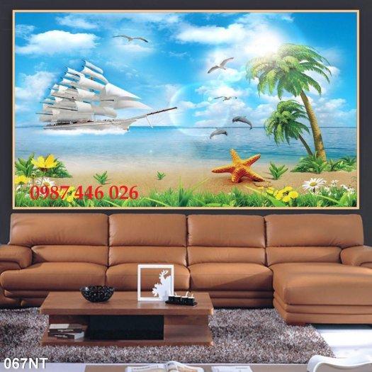Tranh gạch men ốp tường 3d, tranh trang trí, gach hoa văn HP702212