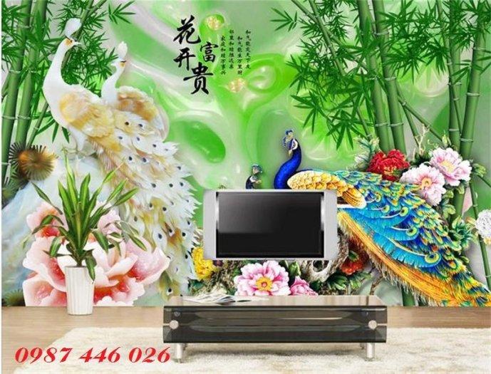 Tranh gạch men ốp tường 3d, tranh trang trí, gach hoa văn HP70226