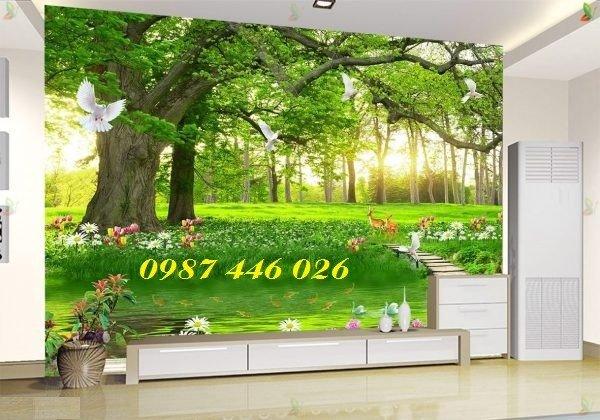 Tranh gạch men ốp tường 3d, tranh trang trí, gach hoa văn HP70222