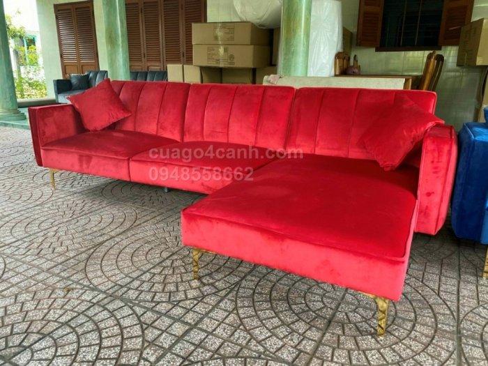 Sofa góc, sofa hình chữ L sẽ làm sáng bừng không gian phòng khách nhà bạn3