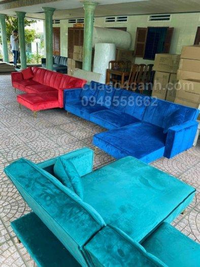 Sofa góc, sofa hình chữ L sẽ làm sáng bừng không gian phòng khách nhà bạn1