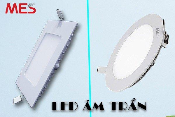 Đèn Led Panel âm trần 12w vuông0