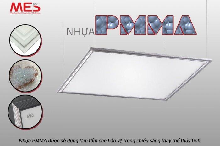 Đèn Led tấm 600x600x40 48w chất lượng cao1