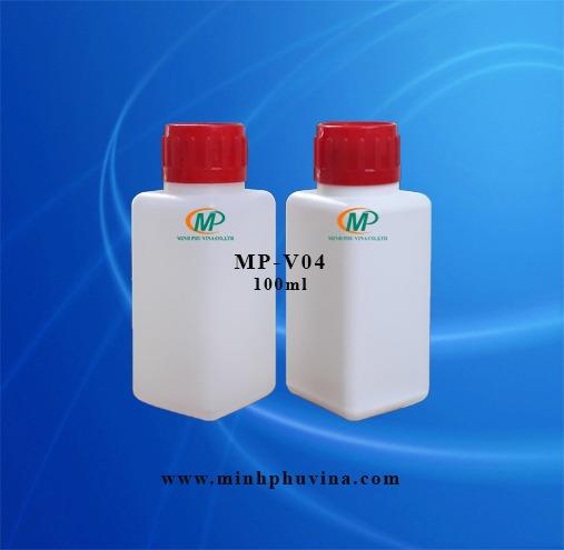 Chai nhựa nông dược 100ml1
