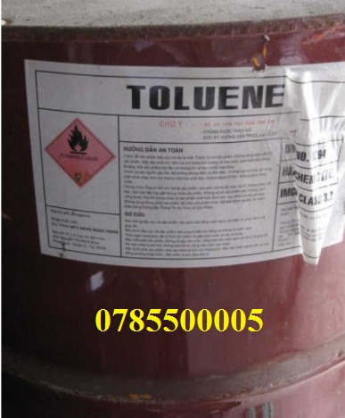 Mua bán Dung môi Toluene ( Toluol ), Methyl Benzene, Toluen, Phenyl mêta0