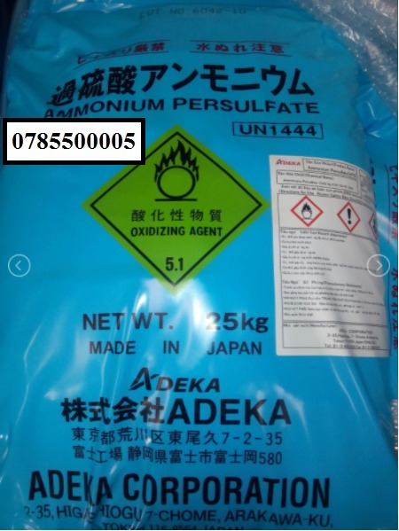 APS - ADEKA (Amonium Persunpahte)0
