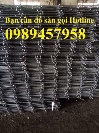 Sản xuất lưới thép hàn phi 8 ô 150x150, 200x200 ,Lưới D8 gân 200*2005