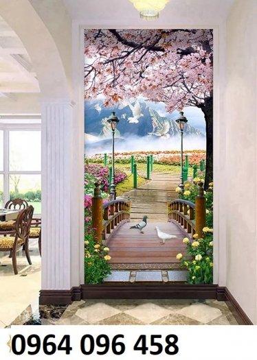 Tranh gạch 3d phòng khách - gạch tranh 3d phòng khách - FL439