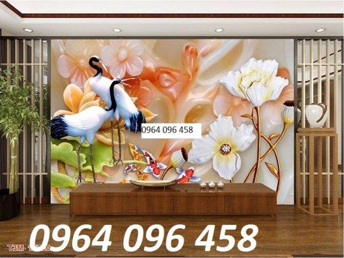 Gạch 3d tranh sứ ngọc - FL8710