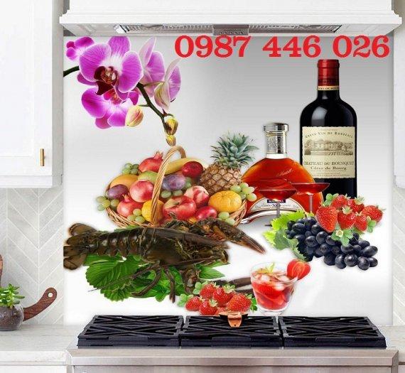 Tranh gạch hoa quả ốp bếp Hp720211