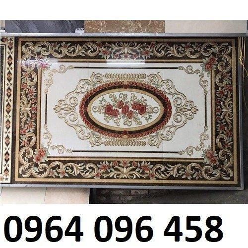 Gạch thảm lát phòng khách - đại sảnh - KD737