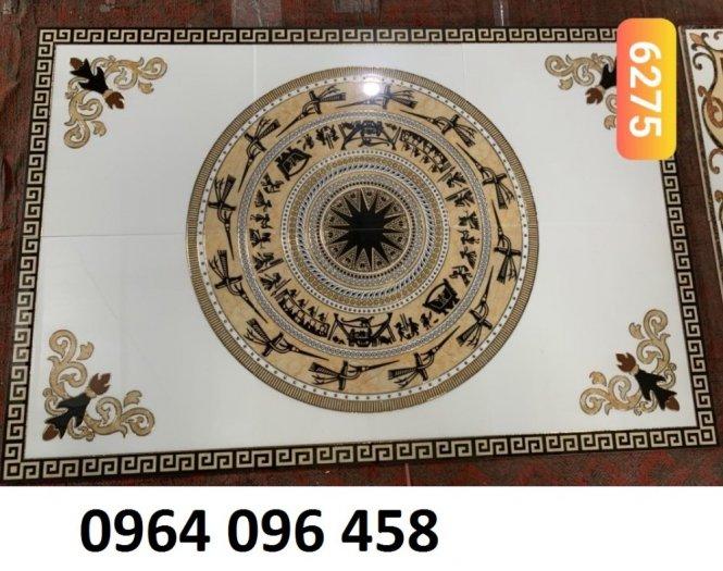 Gạch thảm lát phòng khách - đại sảnh - KD736