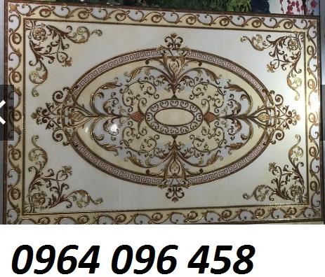 Gạch thảm lát phòng khách - đại sảnh - KD735