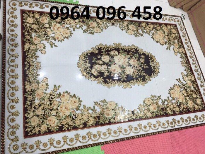 Gạch thảm lát phòng khách - đại sảnh - KD730