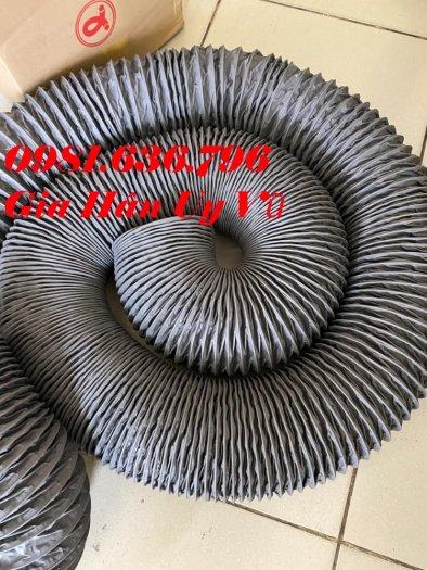 Ống gió mềm có lõi thép D1002