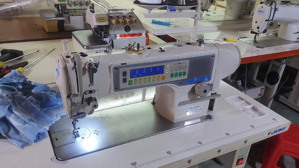 Cần bán máy may 1 kim điện tử Juki