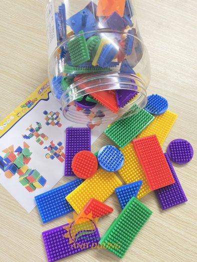 Đồ chơi lắp ghép thông minh nhiều chi tiết dành cho trẻ em vui chơi, vận động18