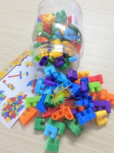 Đồ chơi lắp ghép thông minh nhiều chi tiết dành cho trẻ em vui chơi, vận động14