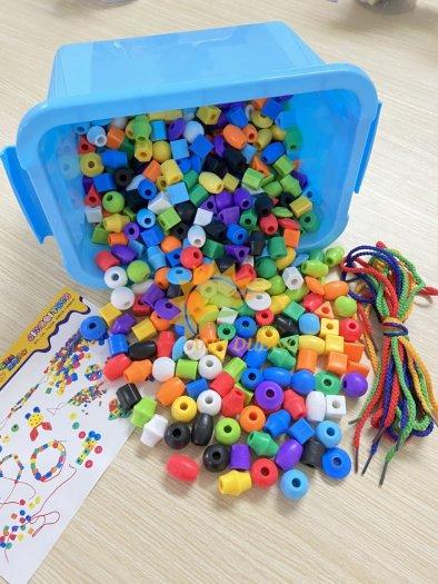 Đồ chơi lắp ghép thông minh nhiều chi tiết dành cho trẻ em vui chơi, vận động8