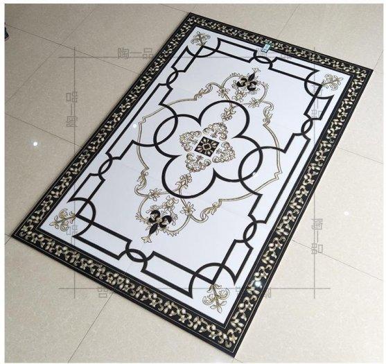 Gạch lát sàn-gạch thảm 3D1
