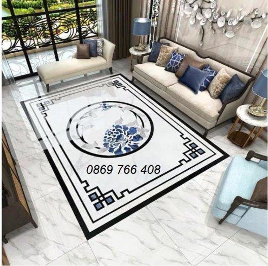 Gạch lát sàn-gạch thảm 3D0