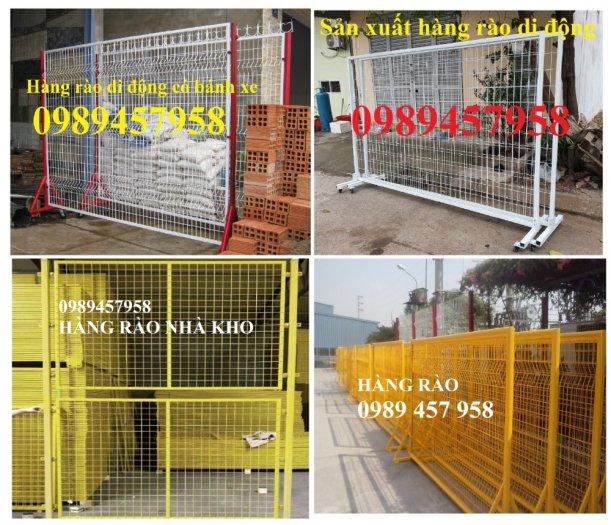 Mẫu hàng rào chắn barie, Rào chắn đám đông, Rào ngăn lối đi, Hàng rào cách ly7