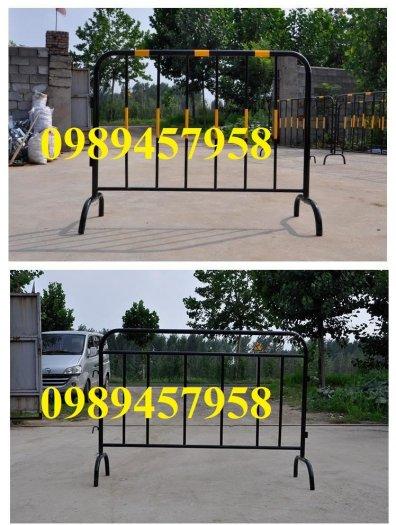 Mẫu hàng rào chắn barie, Rào chắn đám đông, Rào ngăn lối đi, Hàng rào cách ly5