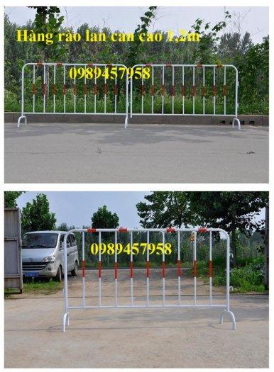 Mẫu hàng rào chắn barie, Rào chắn đám đông, Rào ngăn lối đi, Hàng rào cách ly2