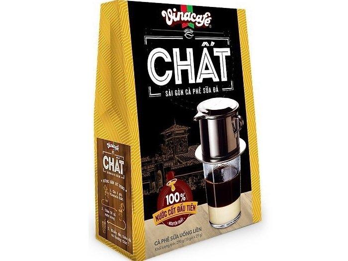 Vinacafe Chất - Sài Gòn Cà Phê Sữa Đá0